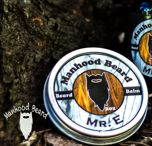 Mr. E Beard Balm 2oz