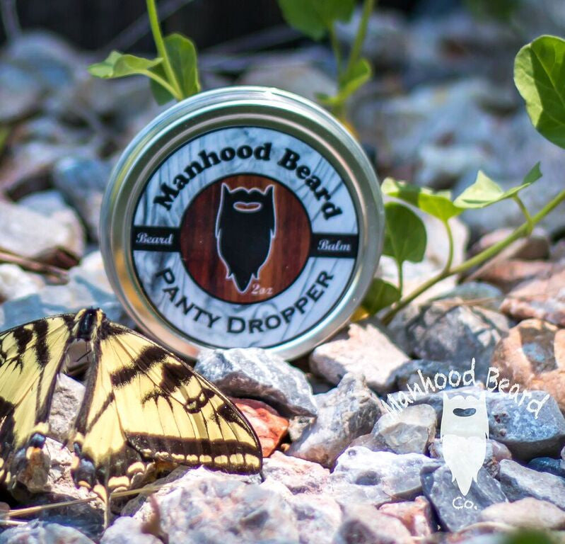 Panty Dropper Beard Balm 2oz