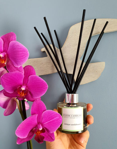 Antique Sandalwood Reed Diffuser