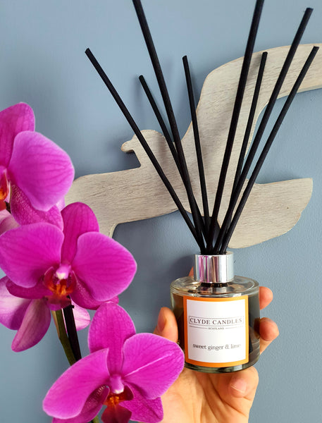 Sweet Ginger & Lime Reed Diffuser