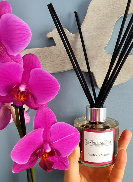 Cranberry & Apple Reed Diffuser