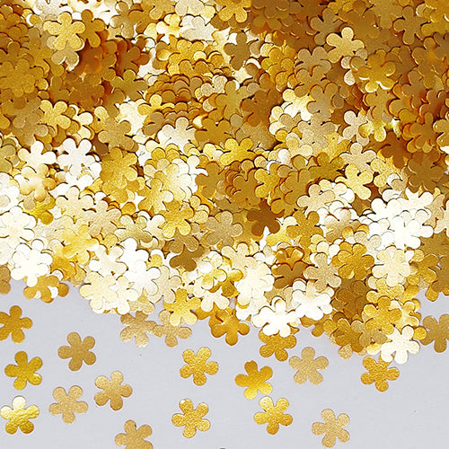 Natural Edible Gold GMO Nuts Gluten Sugar Free  Glitter Flowers