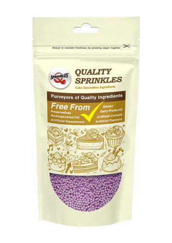 Natural Purple Gluten GMO Nuts Dairy Soy Free 100's &1000's