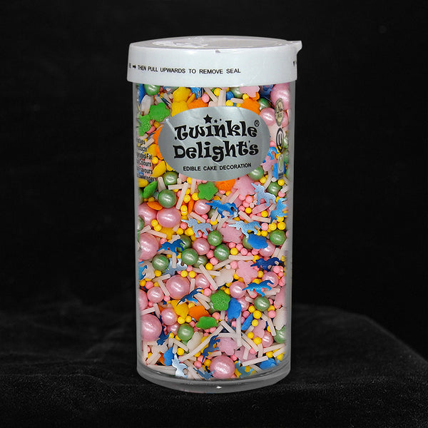 Easter parade Sprinkles Mix Gluten GMO Nut Dairy Soy Free Cake Decoration