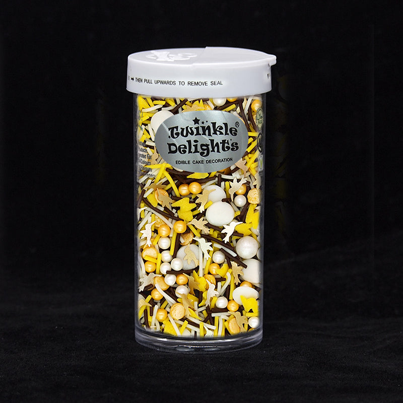 Fearless Sprinkles Mix Gluten GMO Nut Dairy Soy Free Cake Decoration
