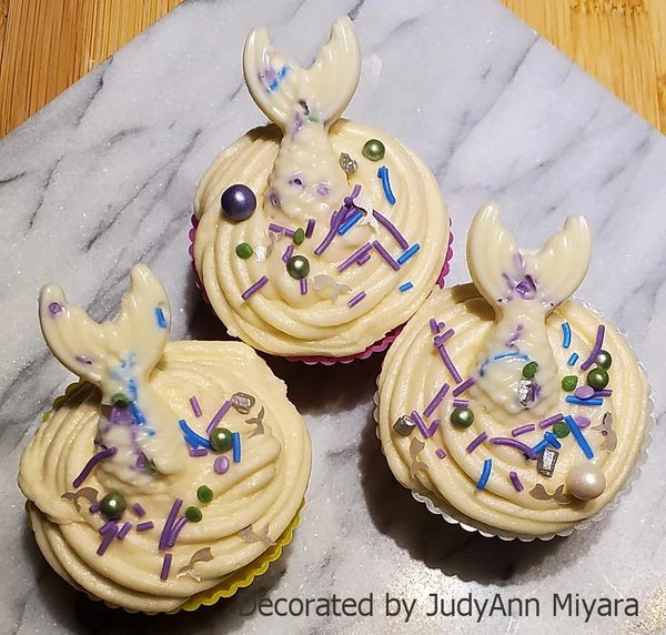 Mermaid Party Vegan Sprinkles Blend Gluten Free Nuts Free