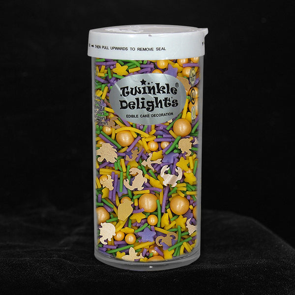 Hoppy Easter Easter Sprinkles Mix Halal Kosher Certified
