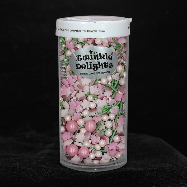 Cherry Blossom Easter Sprinkles Mix Halal Kosher Certified