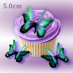 713 DIY Edible Wafer Double Pre Cut Butterfly