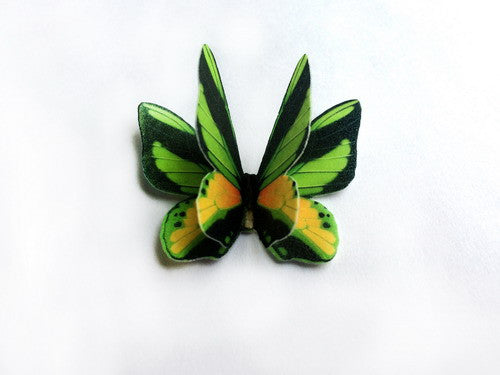 726  DIY Edible Wafer Double Pre Cut Butterfly