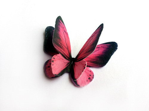 731 DIY Edible Wafer Double Pre Cut Butterfly