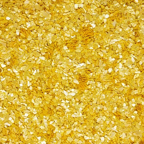 Super Sale Bulk Pack Natural Edible Metallic Yellow Dazzle GMO Dairy Nuts Gluten Sugar Free