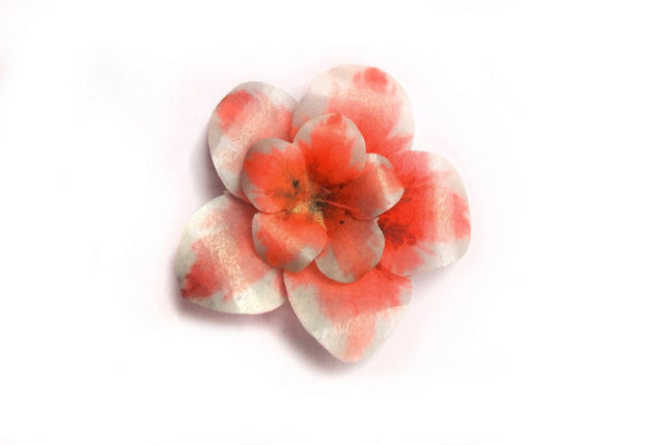 296 DIY 3D Edible Wafer Pre Cut  Flower