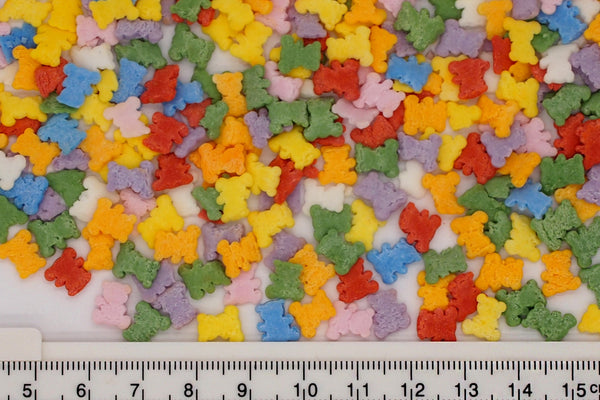 Natural Yellow Gluten GMO Nuts Dairy Soy Free Confetti Bear