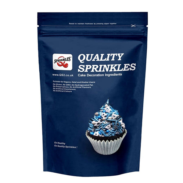 Romantic Winter Sprinkles Mix Gluten Free Dairy Free