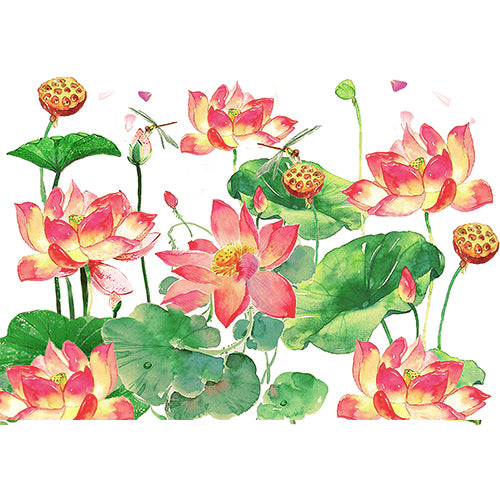Edible Floral Printing GMO Dairy Sugar Free Wafer A3 Paper Decoration