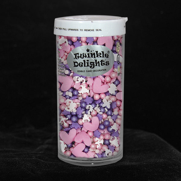 Puppy Love Valentine Sprinkles Mix Halal Kosher Certified