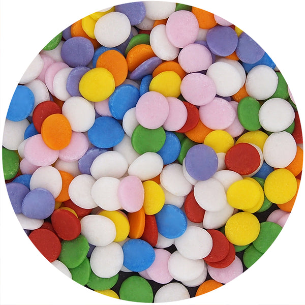 Bulk Pack Confetti 10MM Big Sequins No Gluten Vegan Decor