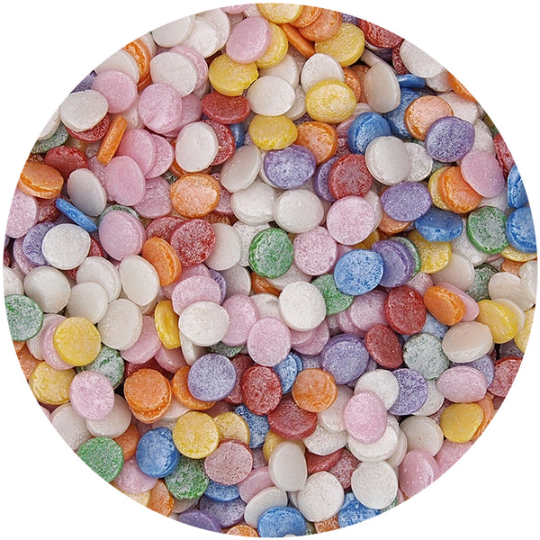 Bulk Pack Shimmer Confetti 8MM Big Sequins Nuts Free