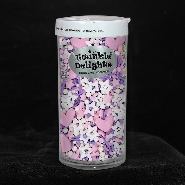Star Wish Sprinkles Mix Non Gmo Dairy Free