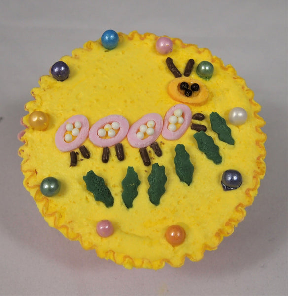 Christmas Eve GMO SOY GLUTEN DAIRY & NUTS free natural cake decorating