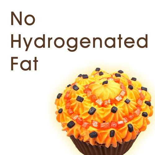 No Hydrogenated Fat