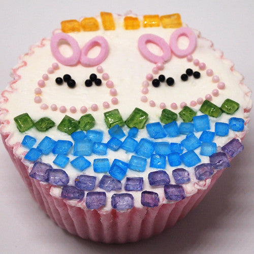 Pink Nonpareils GLUTEN, NUTS, DAIRY, GMO & SOYA FREE cake decorating