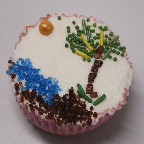 Yellow Spirit Gluten GMO Nut Dairy Soy Free Cake Decoration