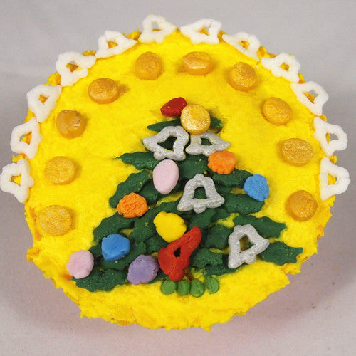 Mistletoe 4 in 1-SOY NUTS Gluten free, Vegan Kosher Cake decorating