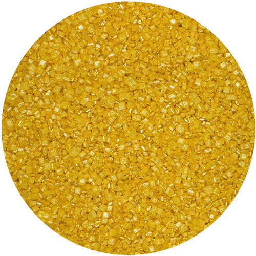 Natural Gold Gluten GMO Nuts Dairy Soy Free Sugar Crystals