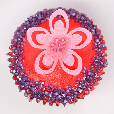 Glitter Shimmer Crystals No Soy Non Gmos Cake Decoration