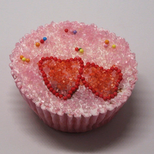 Princess Lover Natural sprinkles shaker Gluten Free Cake Decorating