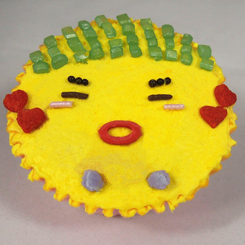 Christmas 4 cell shaker No Soy Non Gmos Cake Decoration