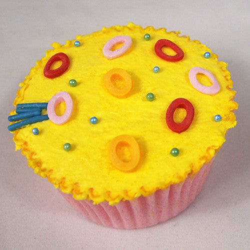 Glitter Party 4 in 1 No Soy Non Gmos Cake Decoration