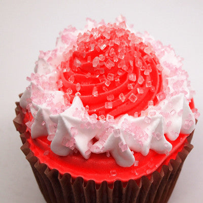 All Natural Red Colored Sugar Crystal Sprinkles Edible Cake decoration
