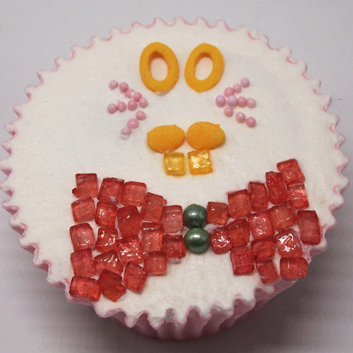 4 cell sugar Sparkling Vegan Halal Certified Cake Decoration