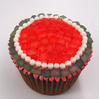 Christmas 4 cell Shaker-Colored sugar sparkling Gluten FREE Sprinkles