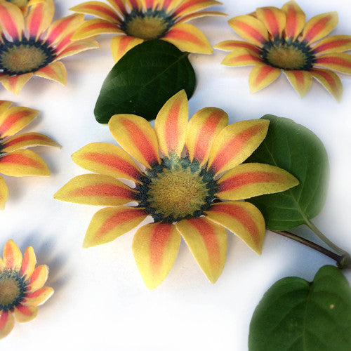 290 DIY 3D Edible Wafer Pre Cut  Flower