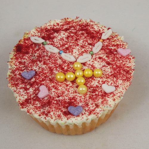 Natural Edible Red GMO Nuts Gluten Sugar Free Glitter Sparkles