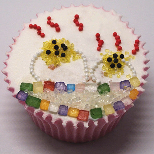 Fairy Tale natural Sprinkles Gluten Nut Dairy Soy Free cake Decorating