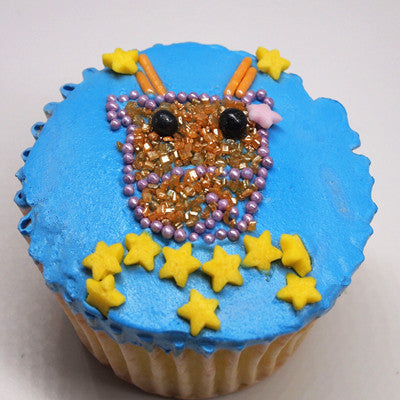 Star Sensations-Soy Dairy Nuts Gluten FREE 100% Natural Sprinkles