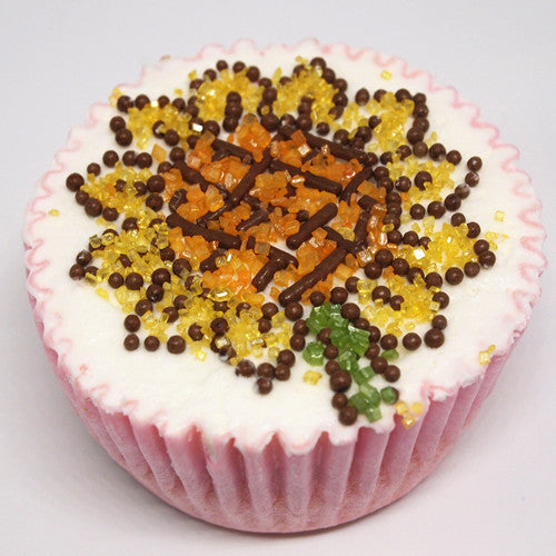 Yellow Spirit Vegan Halal Certified Cake Decoration