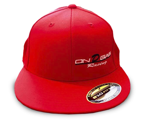 On D Gas Racing red hat