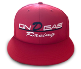 red on d gas fitted hat