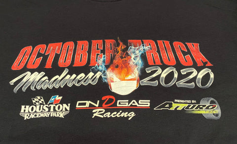 Official October Truck Madness 2020 shirt!