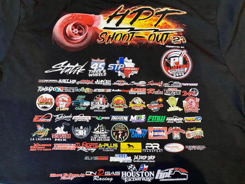Official HPT Shoot-Out 2021 Shirt
