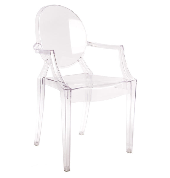 Philippe Starck Ghost Louis Armchair  sc 1 st  Kraft Furniture Hire & Philippe Starck Ghost Louis Armchair u2013 Kraft Furniture Hire