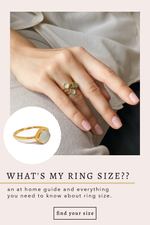 Everything you need to know about sizing a ring to fit your finger