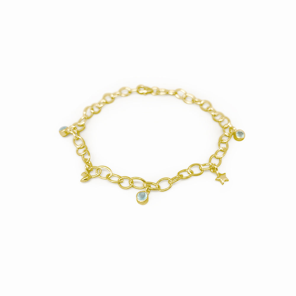 DREAM GOLD-PLATED BRACELET