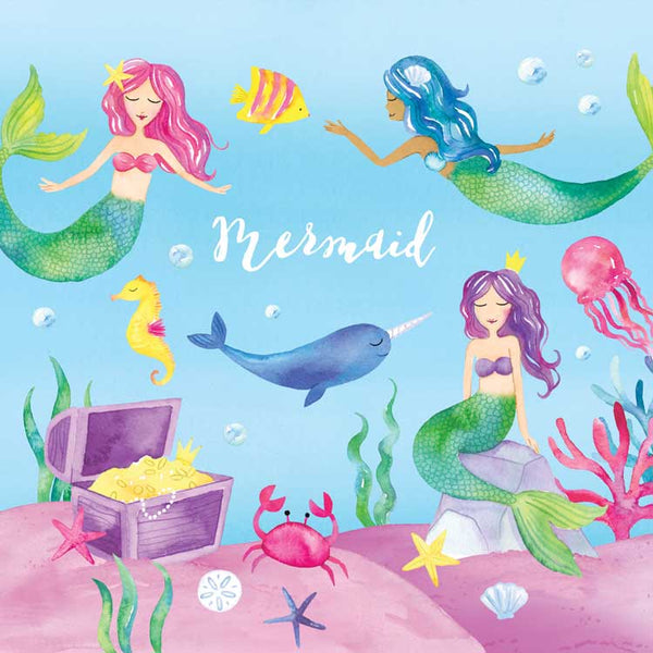 Mermaid Musical Jewelry Boxes